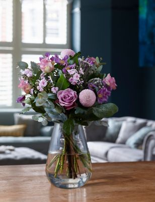 Lilac Bouquetta