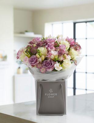Scented Rose & Freesia Gift Bag