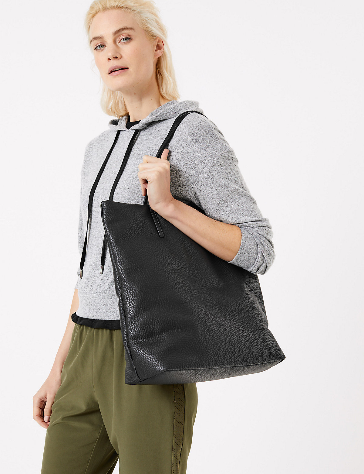 GOODMOVE Casual Shopper Bag