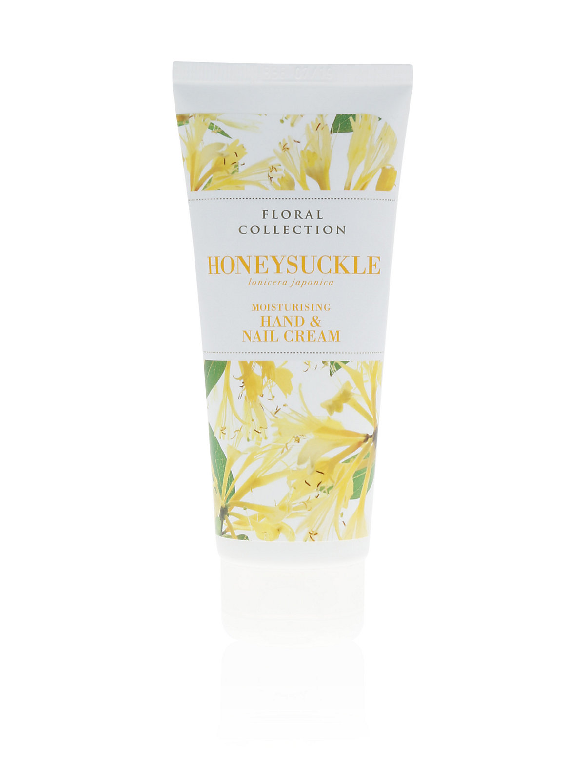 Floral Collection Honeysuckle Hand and Nail Cream 100ml