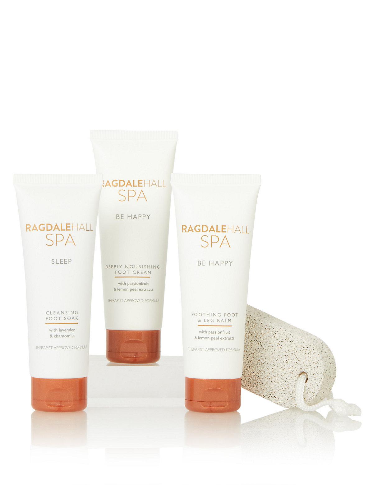Ragdale Hall Foot Spa Gift Set