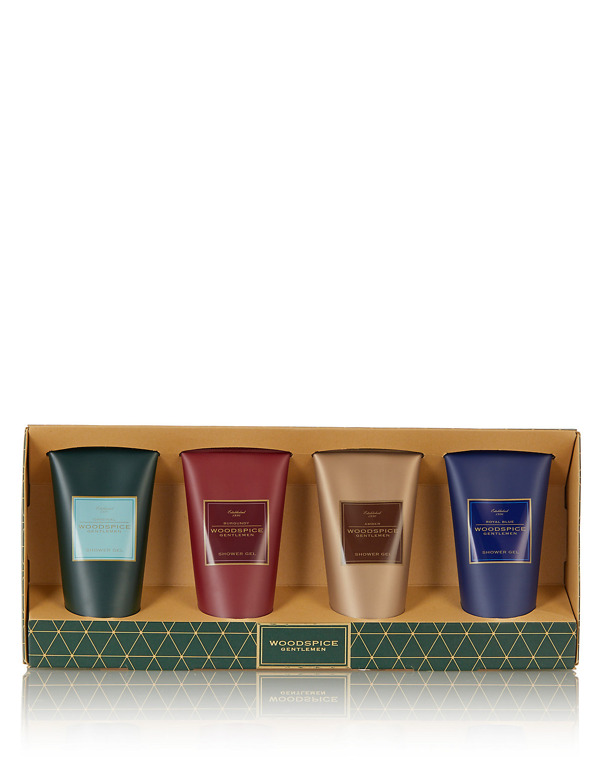 Woodspice Shower Gel Set