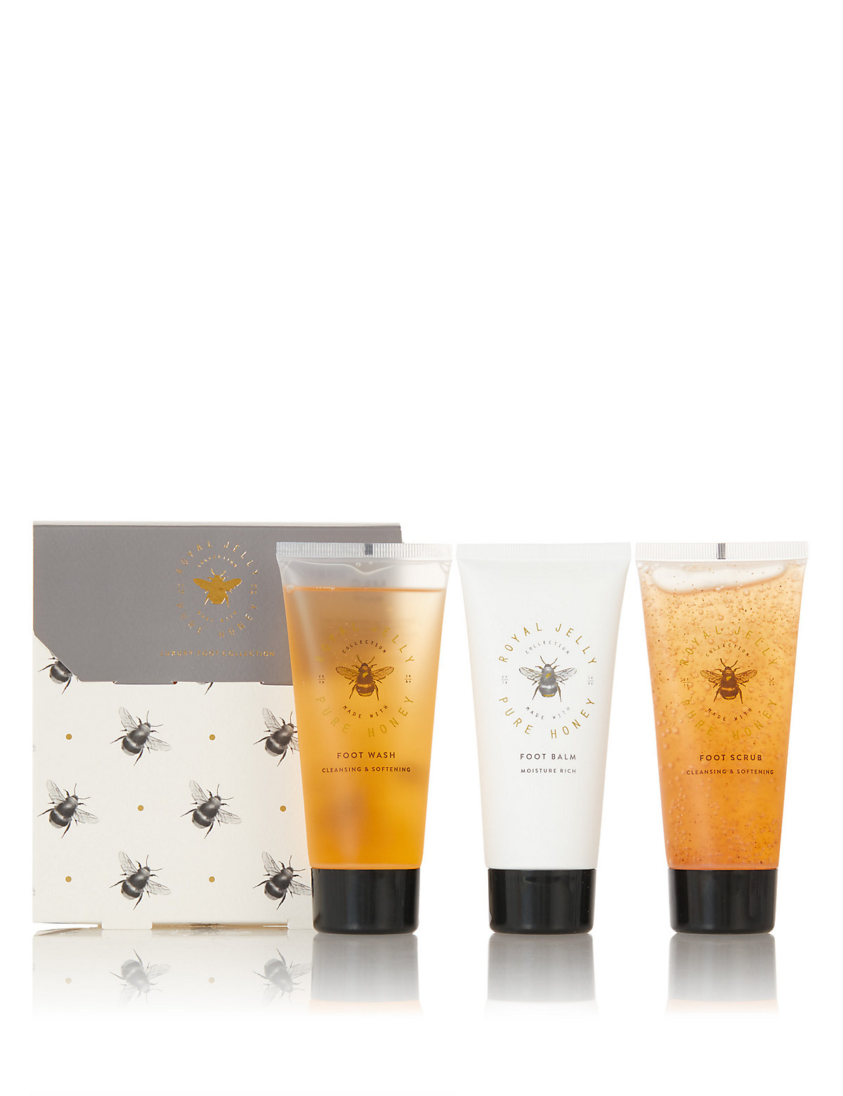 Royal Jelly Foot Treats Gift Set