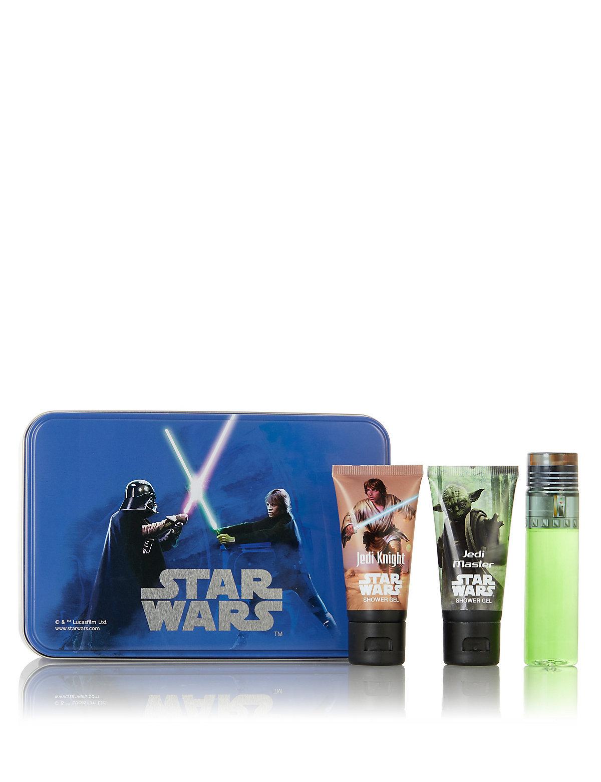 Star Wars Jedi Shower Gel Trio Tin