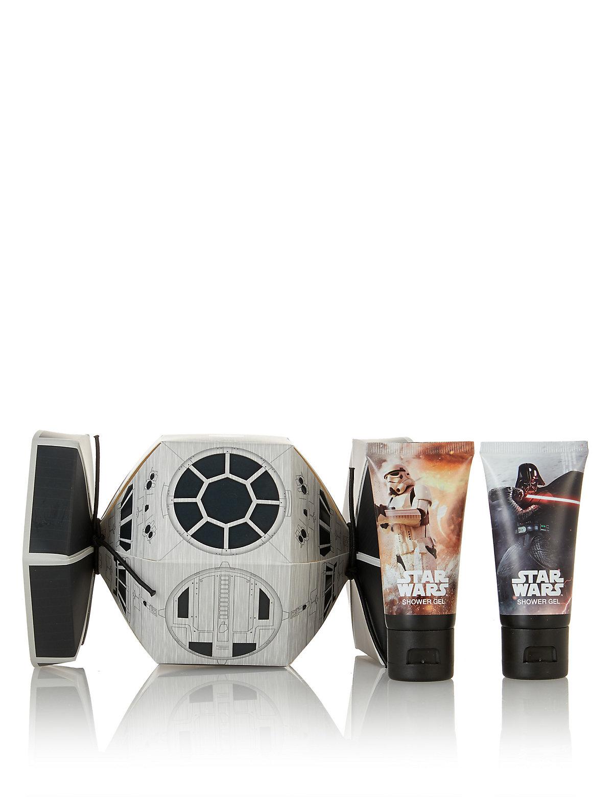 Star Wars Ti Fighter Shower Gel Cracker Gift Set