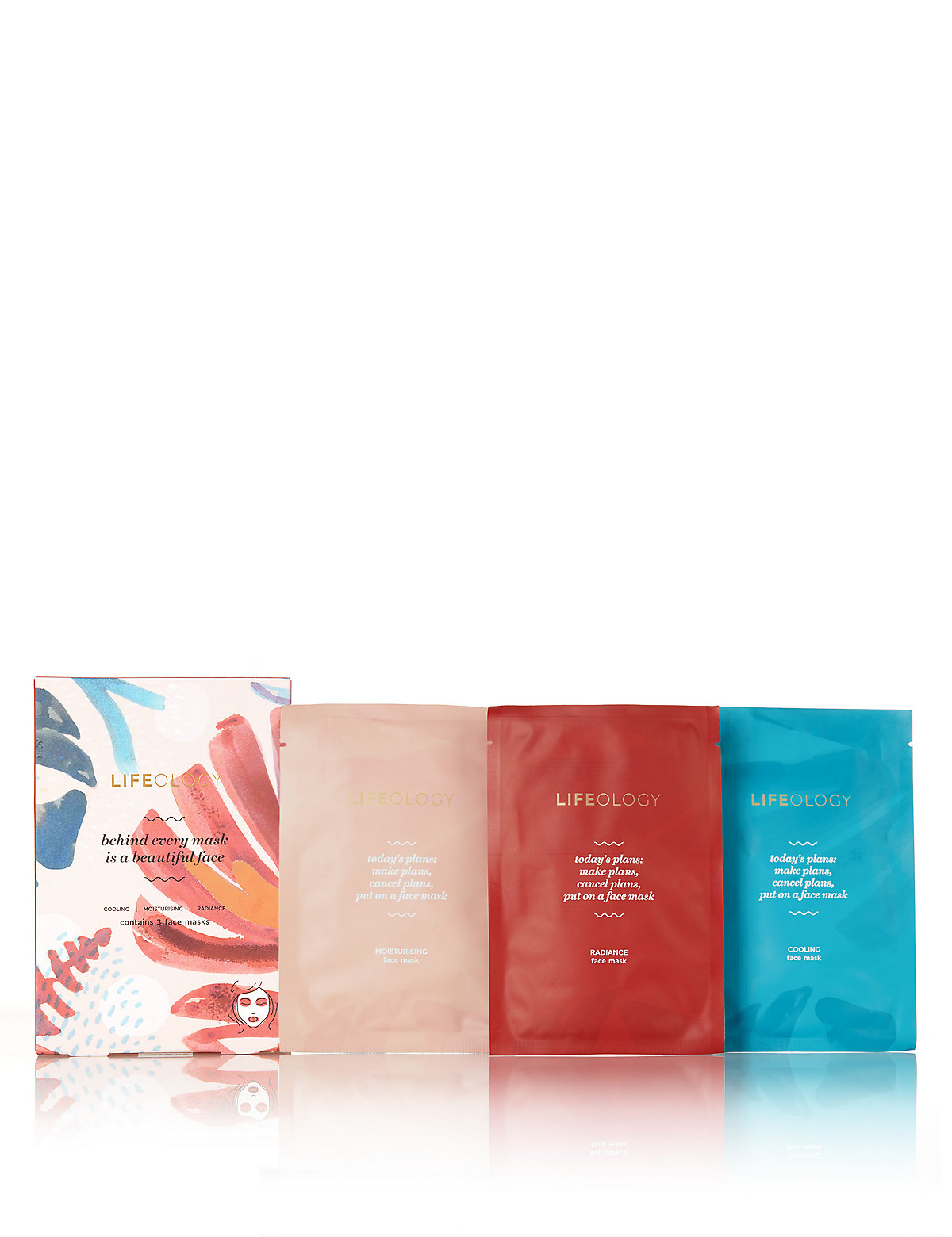 Lifeology Face Mask Trio