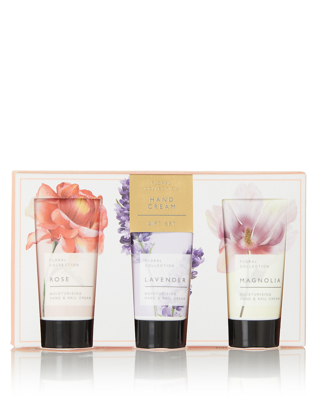 Floral Collection Floral Collection Hand & Nail Cream Set