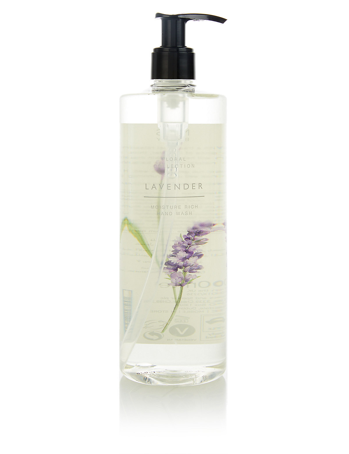 Floral Collection Lavender Hand Wash