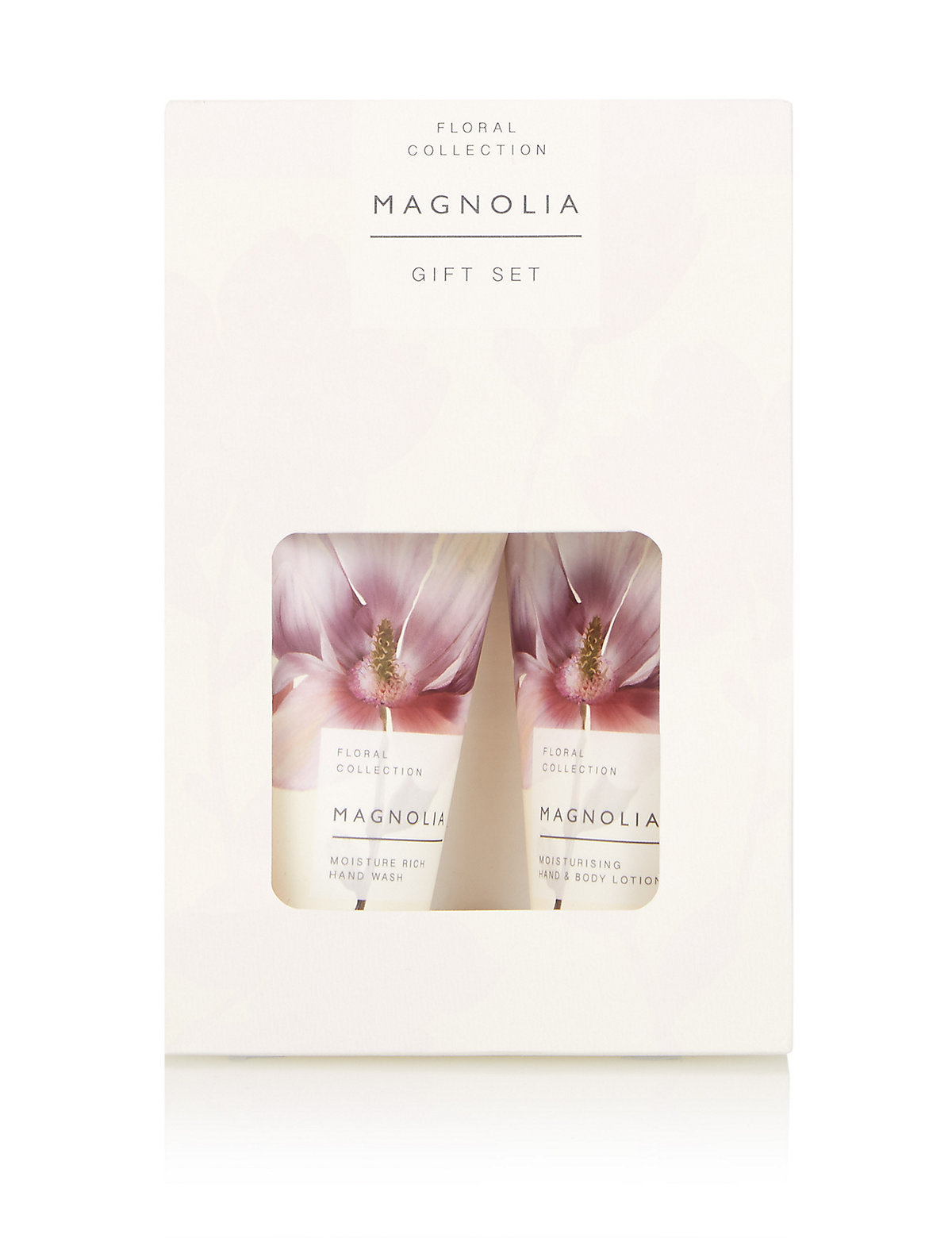 Floral Collection Floral Magnolia Gift Set