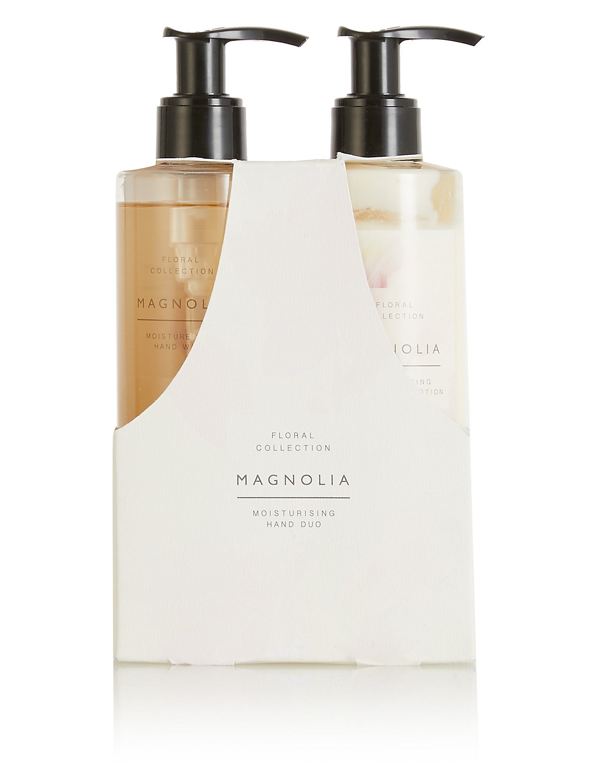 Floral Collection Floral Magnolia Hand Duo Gift Set