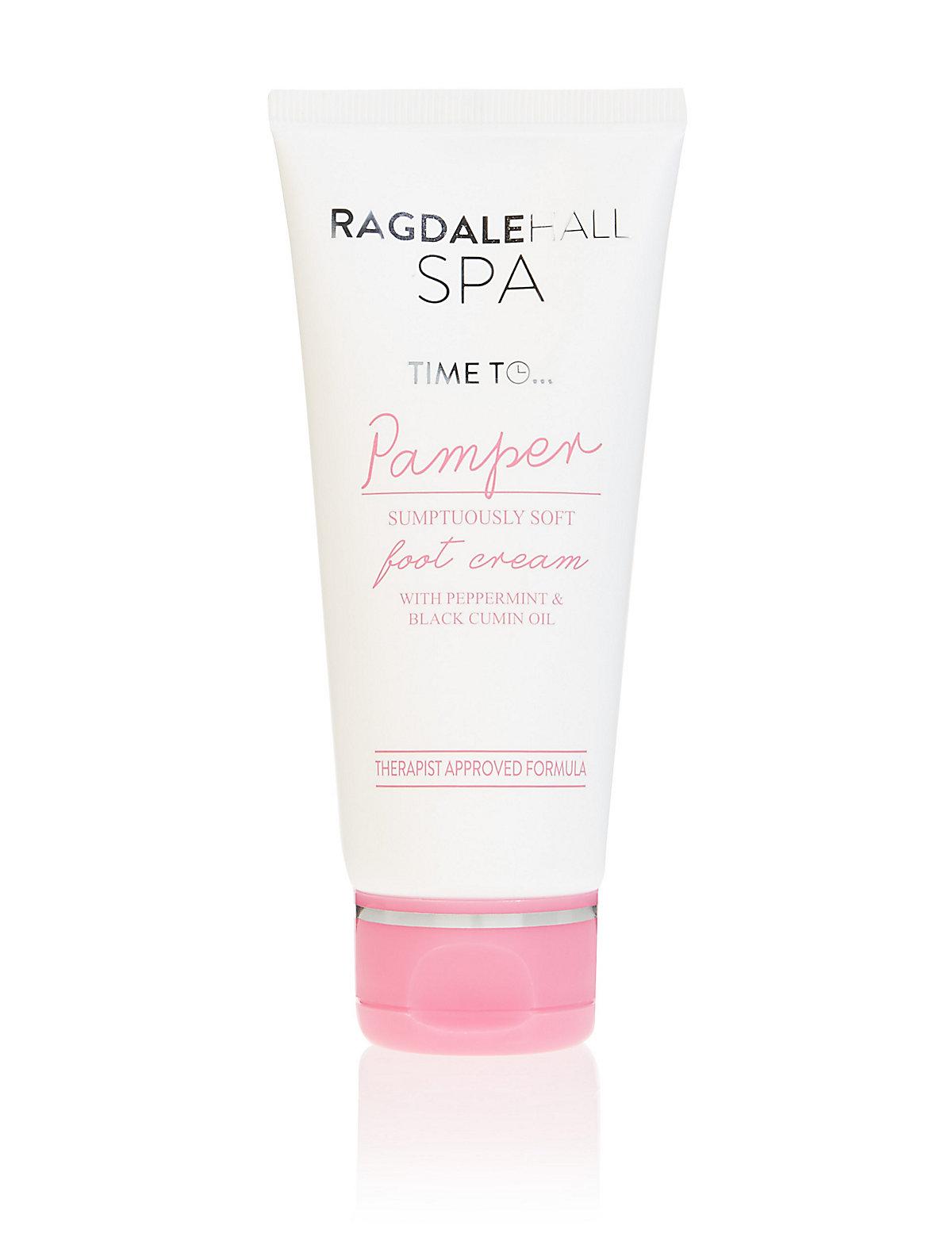 Ragdale Hall Pamper Foot Cream 100ml