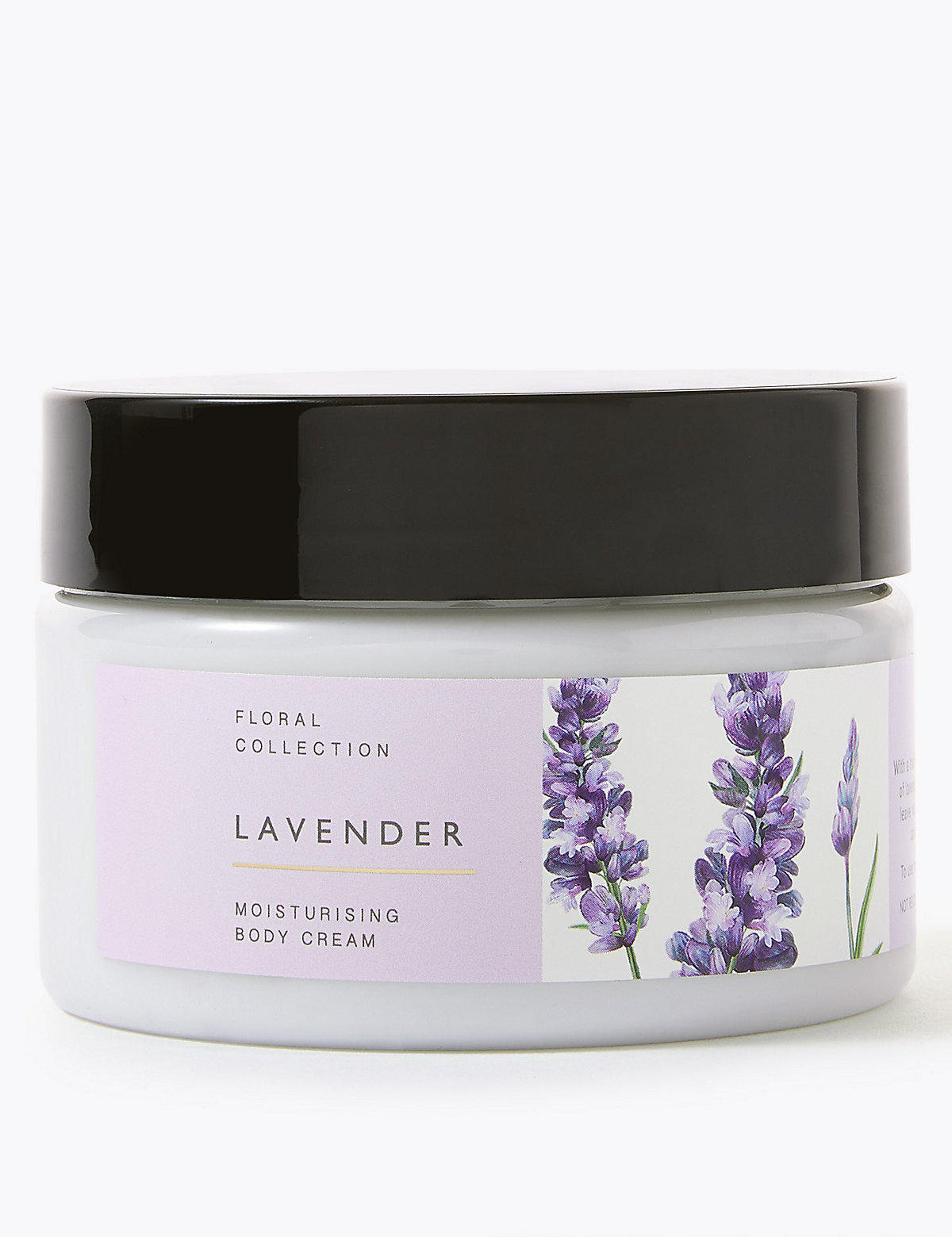 Floral Collection Lavender Body Cream 250ml