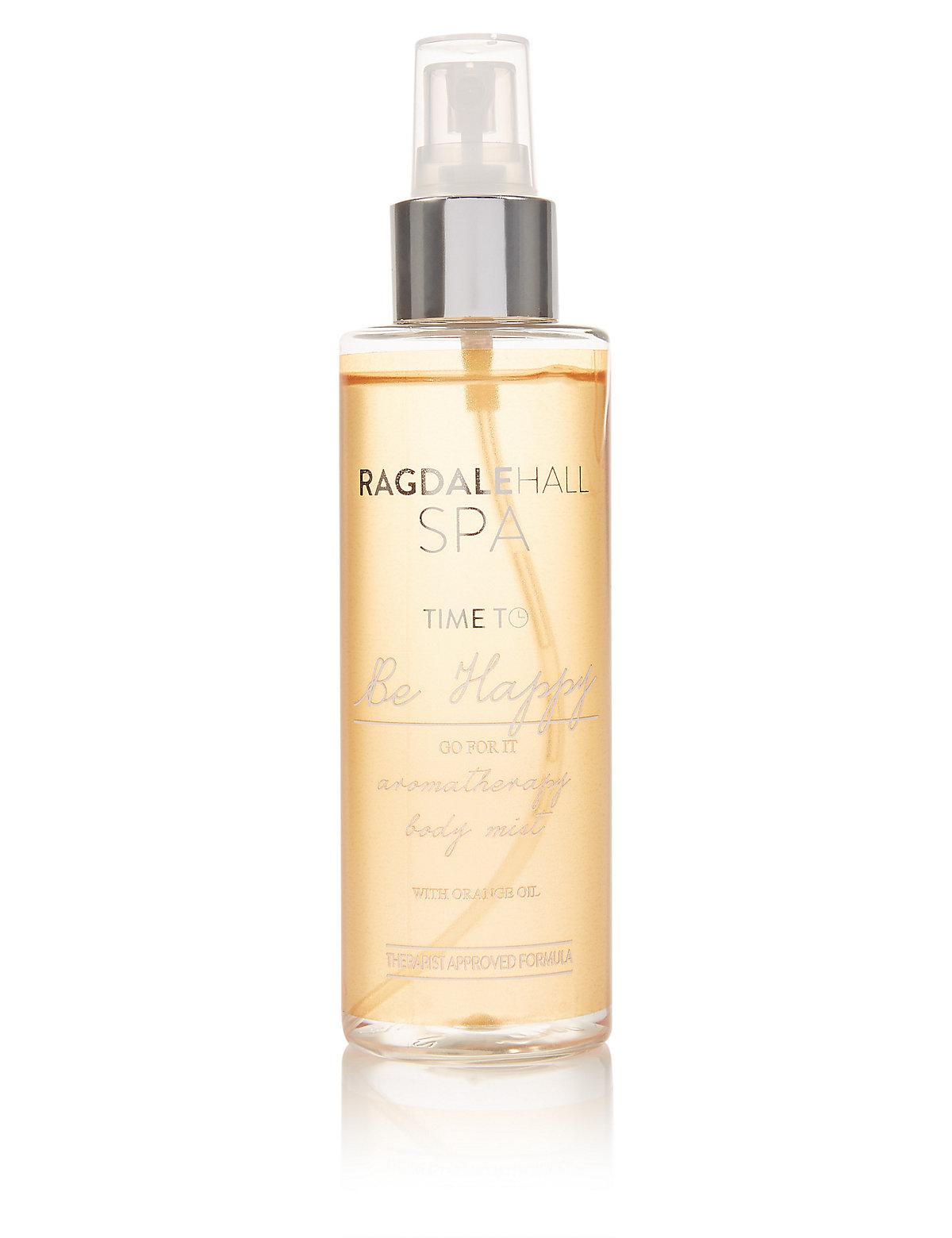 Ragdale Hall Be Happy Aromatherapy Body Mist 150ml