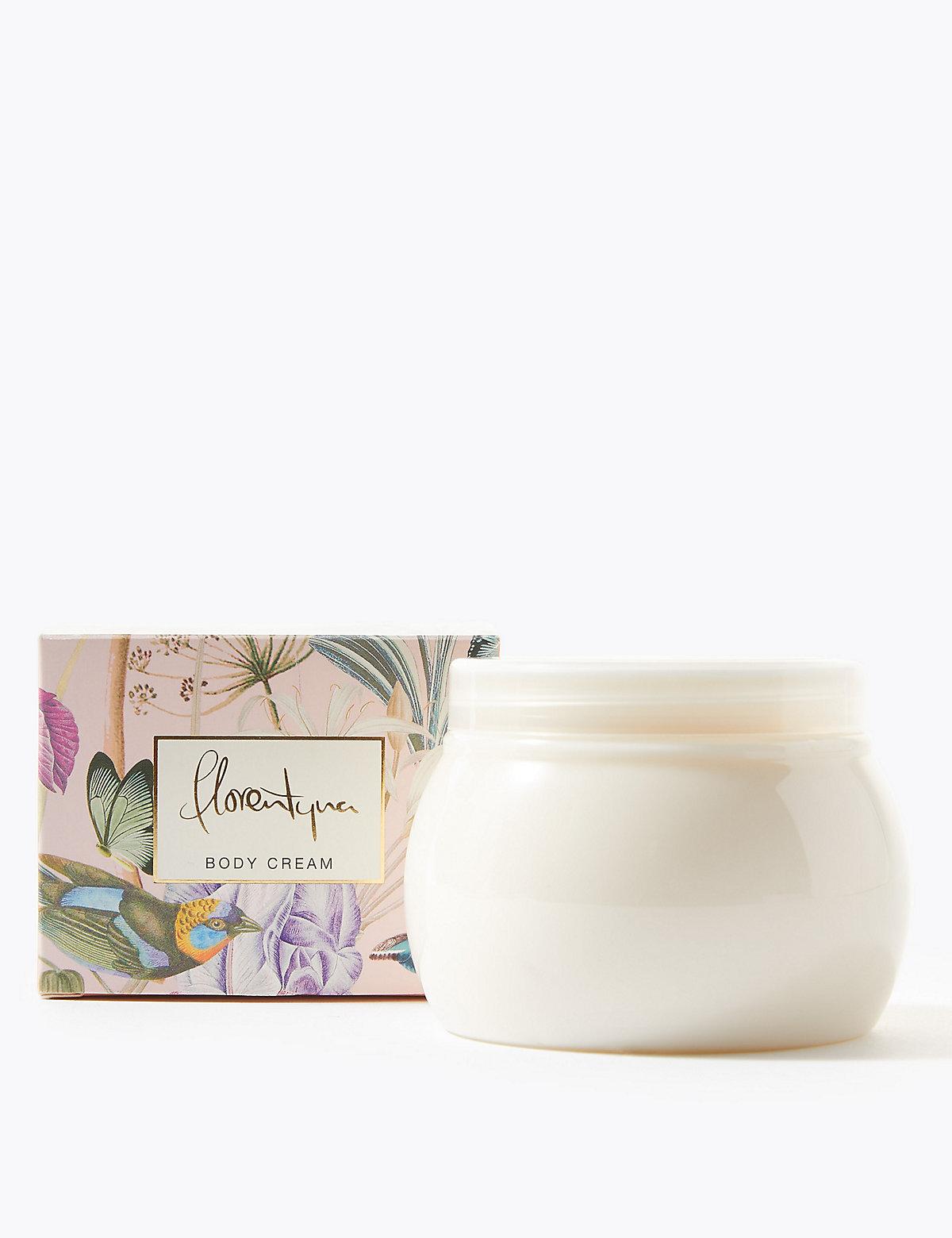 Florentyna Floral Body Cream 250ml
