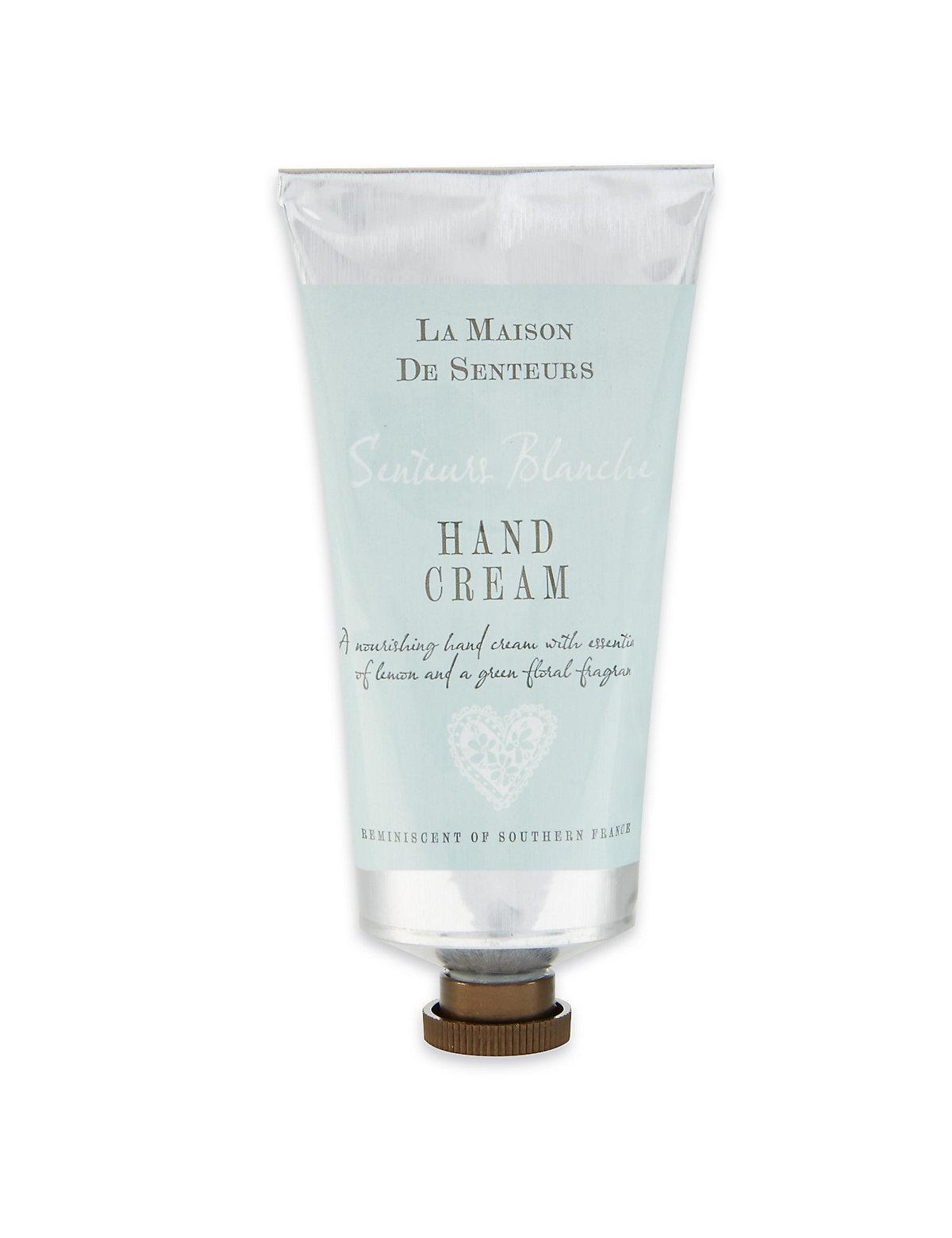 La Maison de Senteurs Blanche Hand Cream 75ml