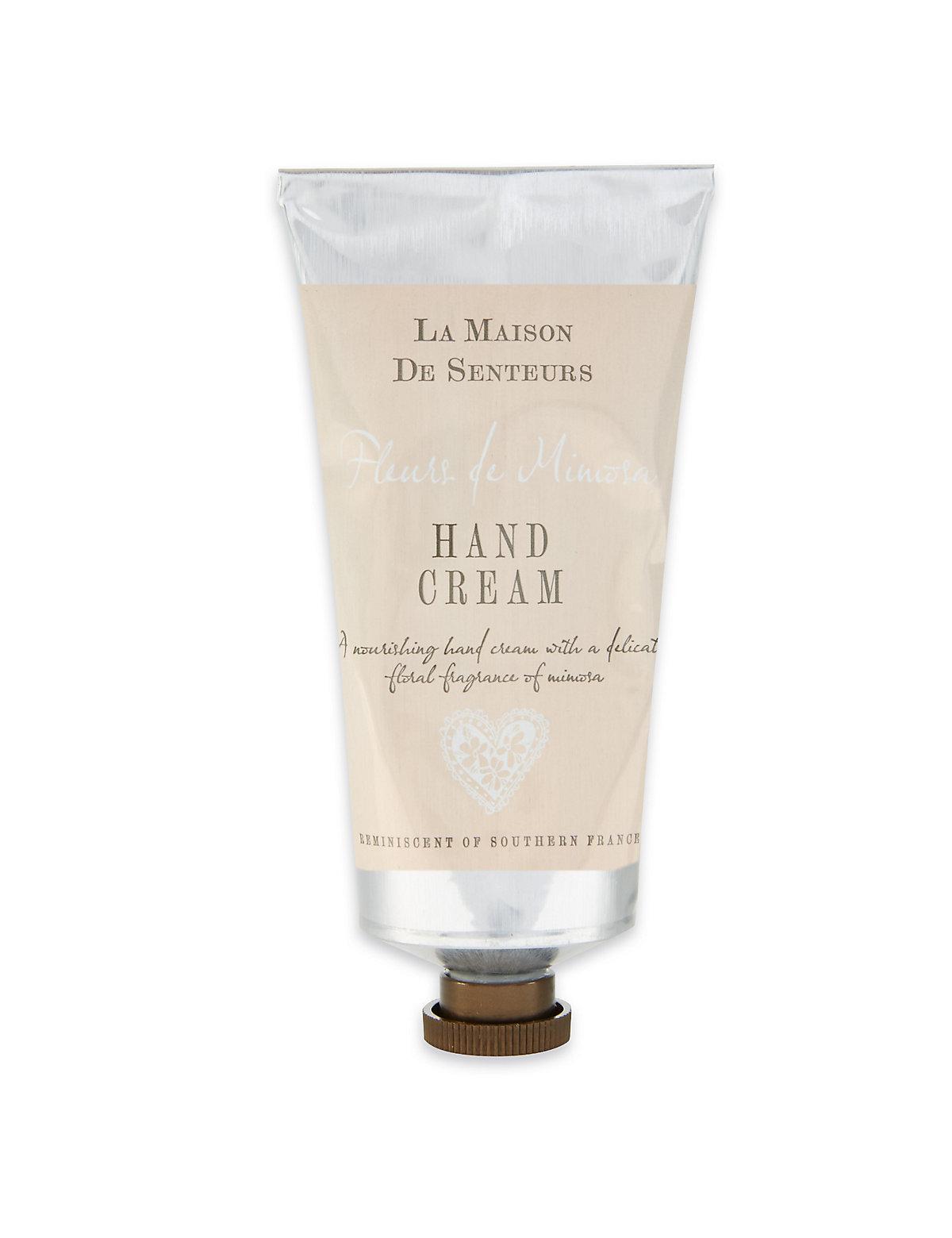 La Maison de Senteurs Fleurs de Mimosa Hand Cream 75ml
