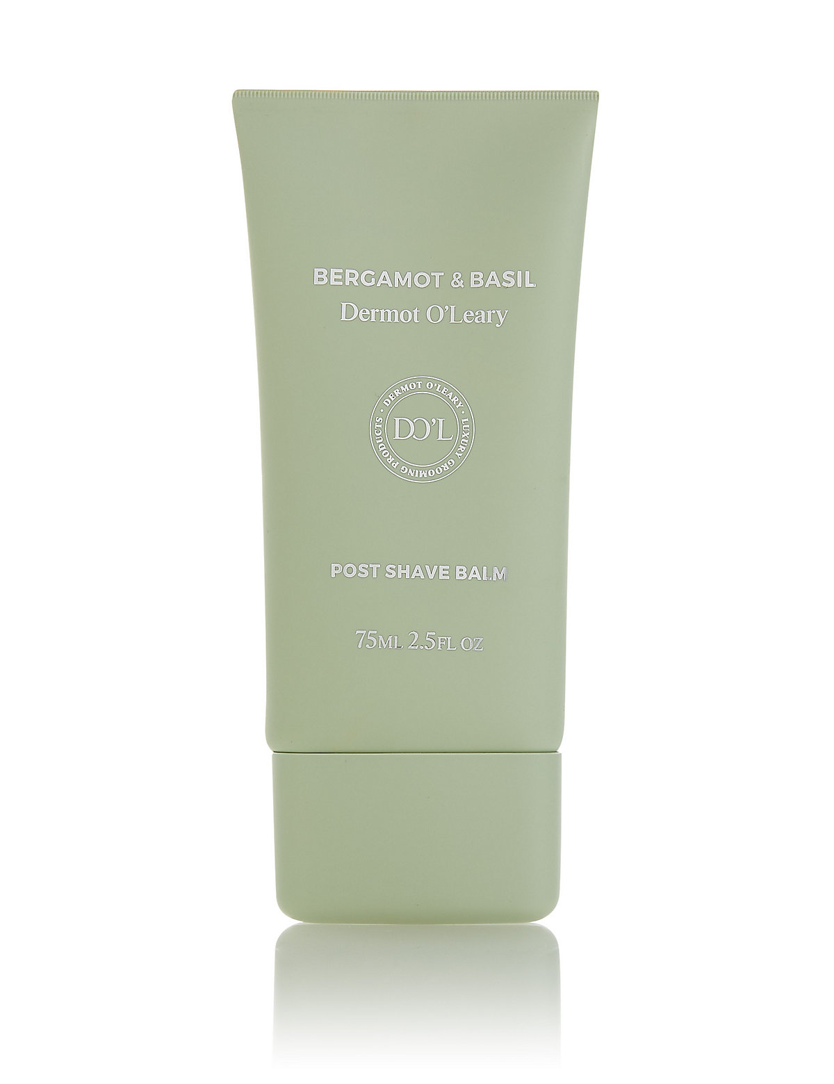 Dermot O'Leary Bergamot & Basil Post Shave Balm 75ml