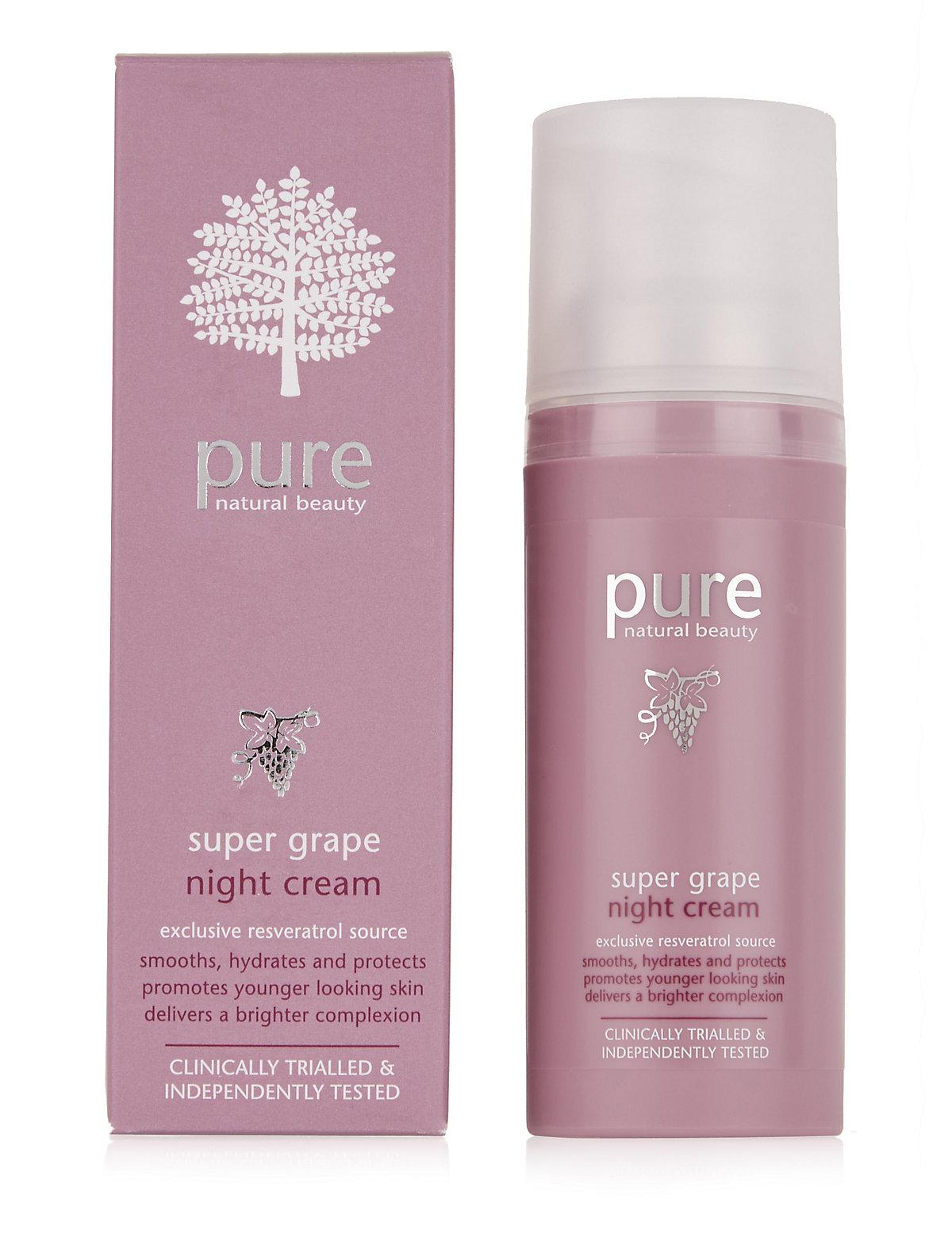Pure Super Grape Night Cream 50ml