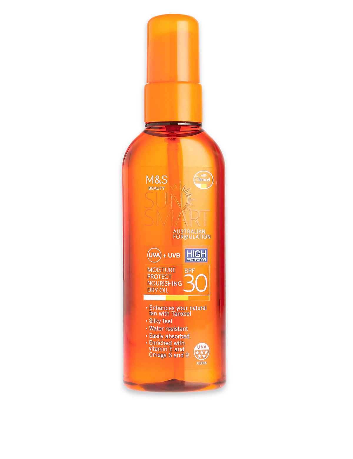 Sun Smart Moisture Protect Nourishing Oil SPF30 150ml
