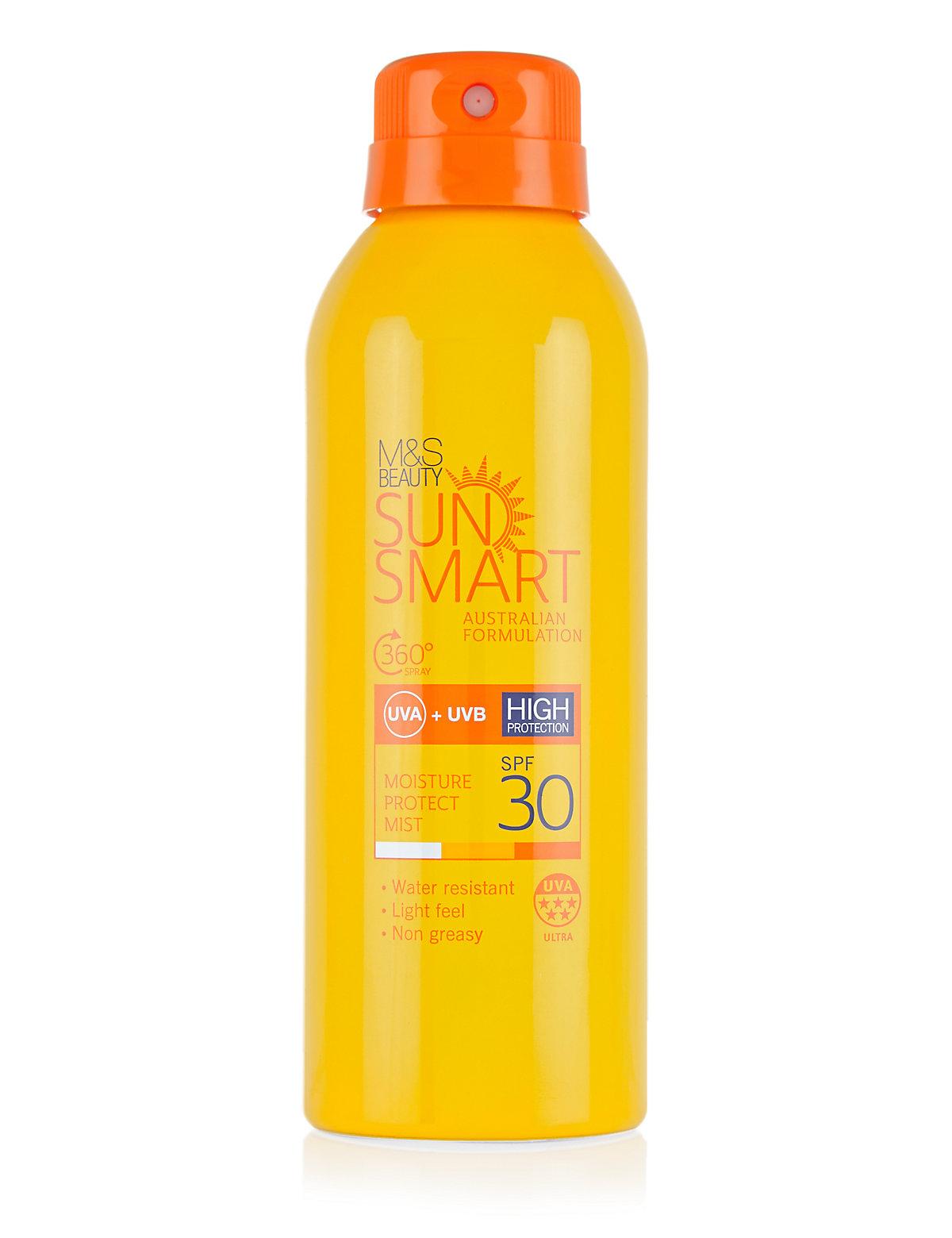 Sun Smart Moisture Protect Mist SPF30 150ml