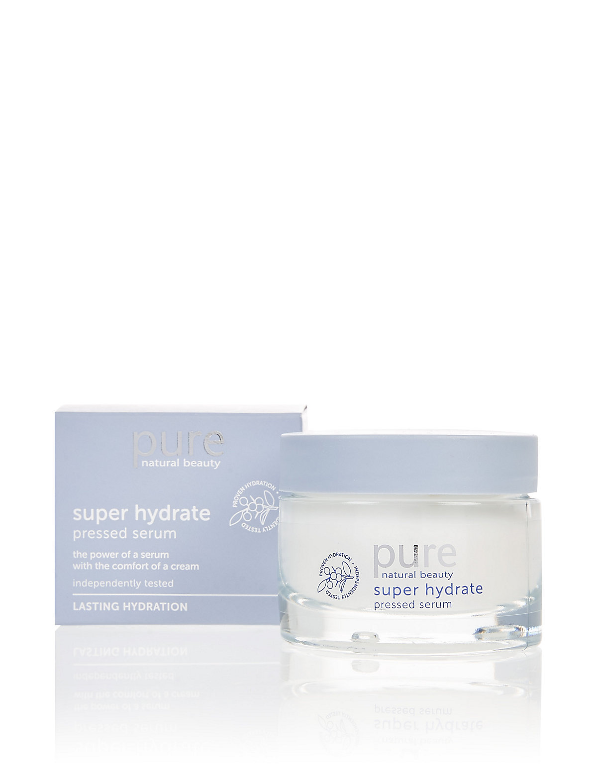 Pure Super Hydrate Pressed Serum 30ml