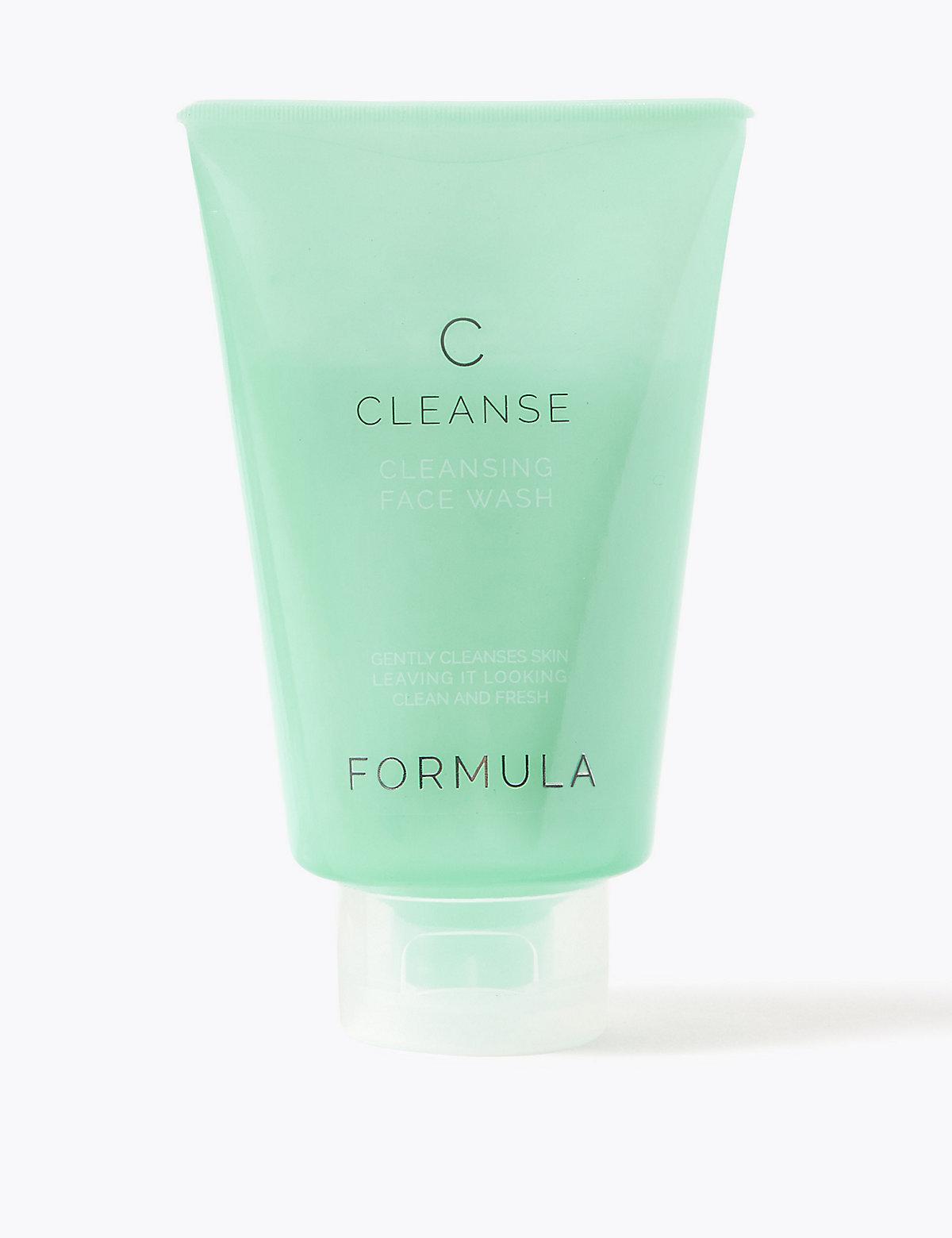 Formula Cleansing Face Wash 120ml