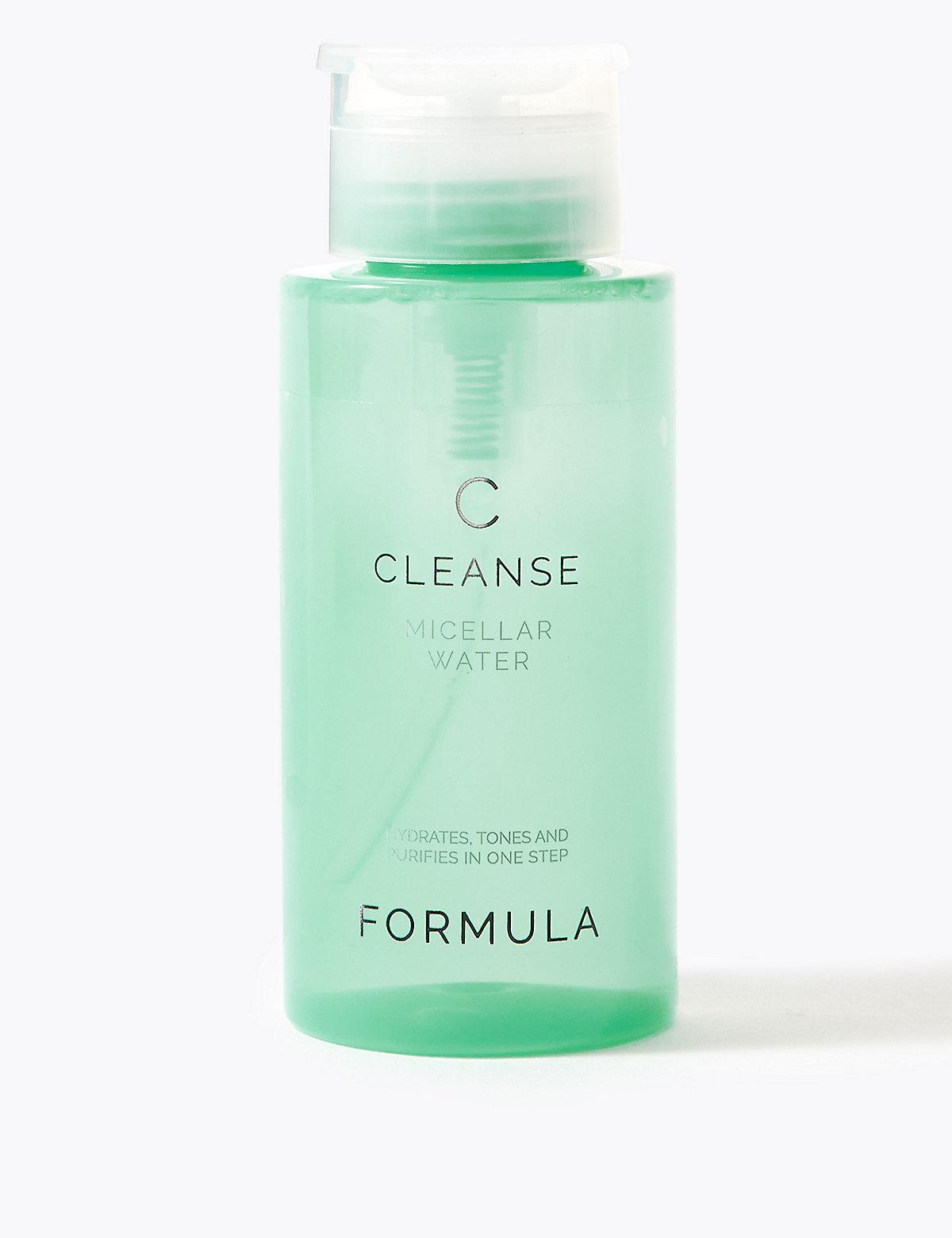 Formula Cleanse Micellar Water 230ml