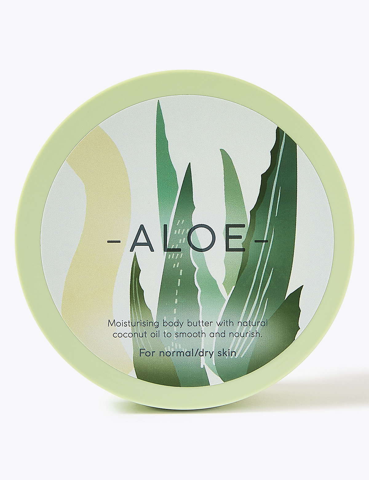Nature's Ingredients Aloe Vera Body Butter 200ml