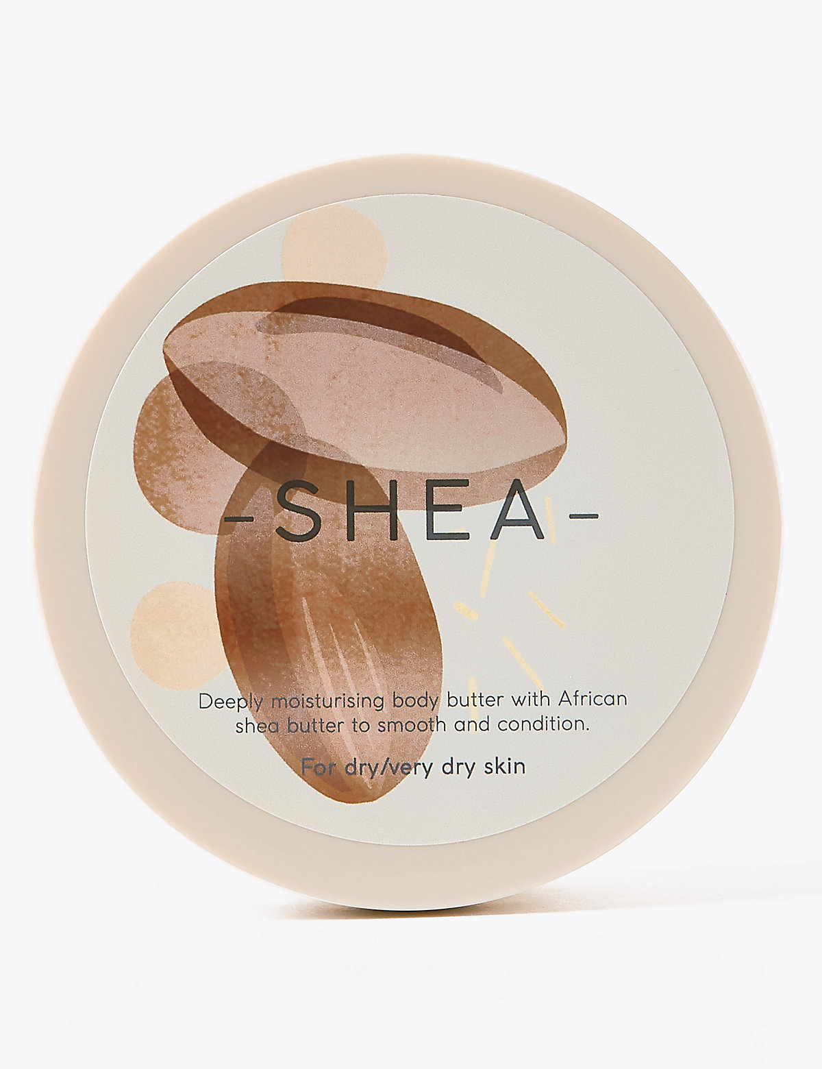 Nature's Ingredients Shea Body Butter 200ml