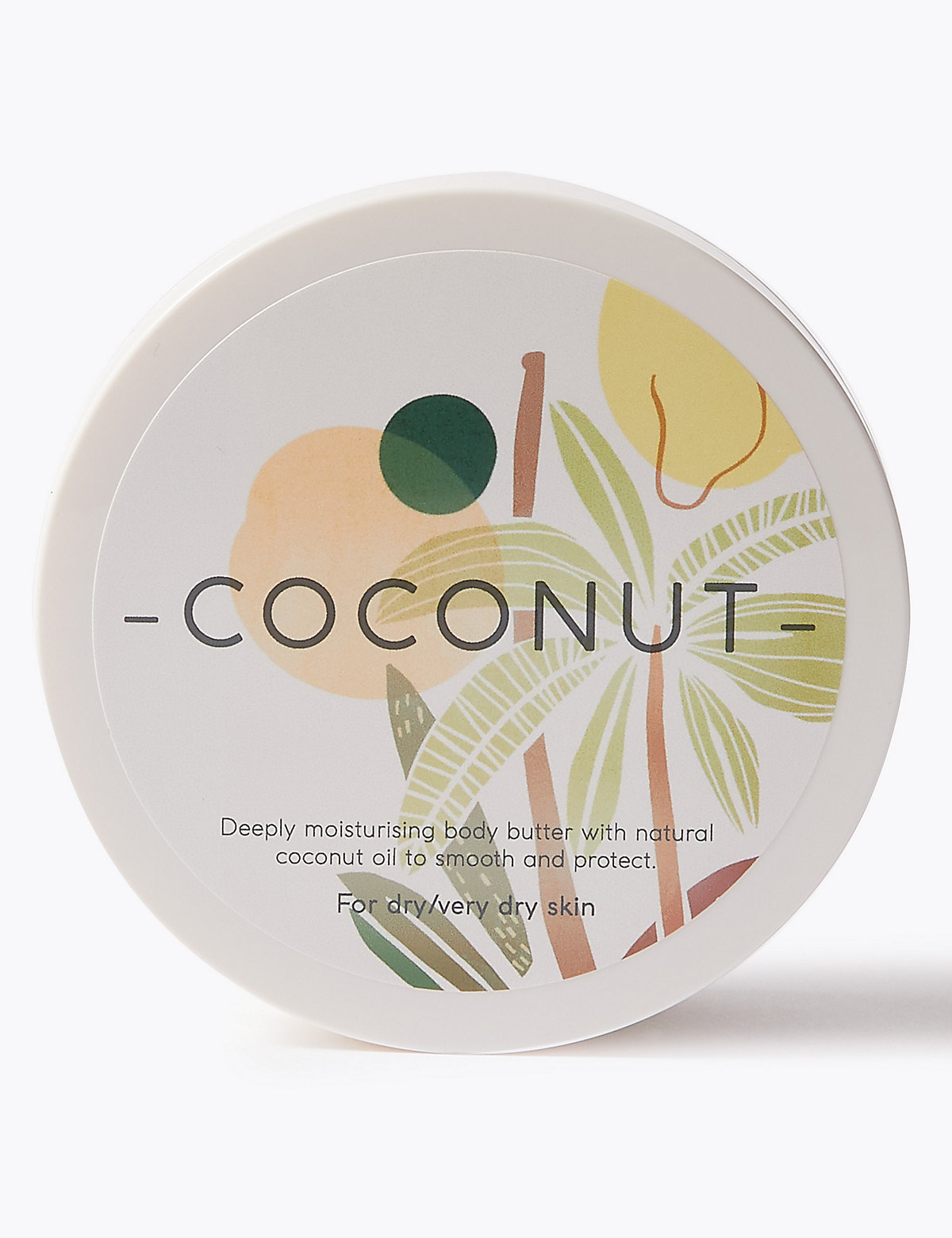 Nature's Ingredients Coconut Body Butter 200ml