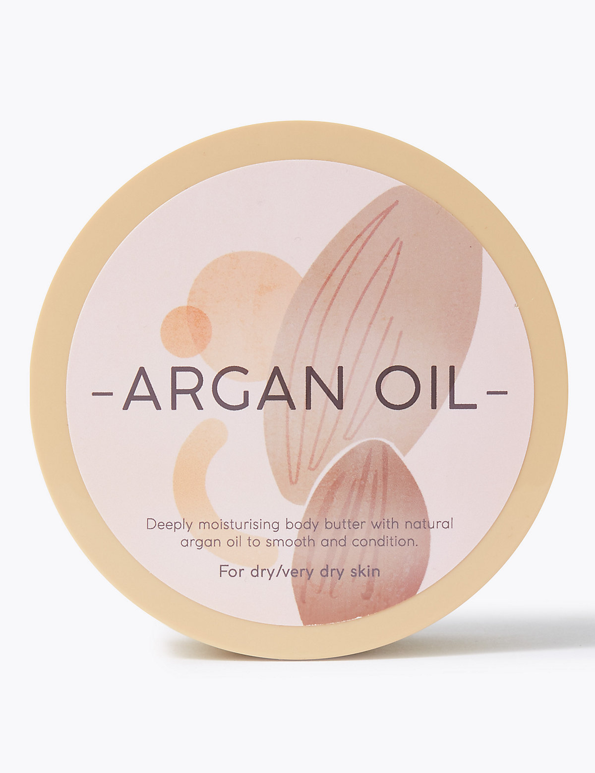 Nature's Ingredients Argan Oil Body Butter 200ml