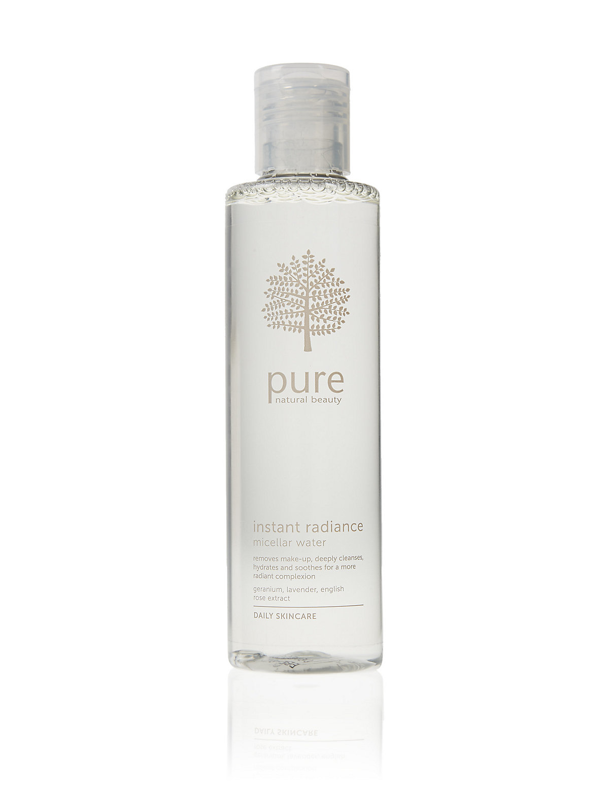 Pure Instant Radiance Micellar Water 200 ml