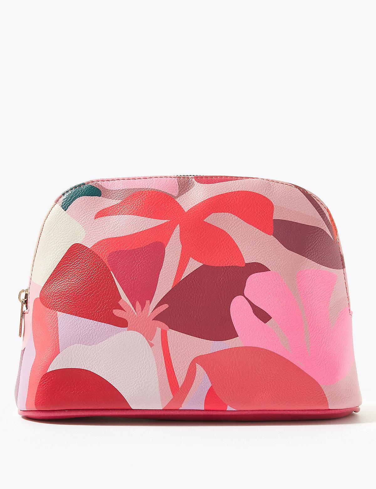 Lifeology Camo Make-Up Bag