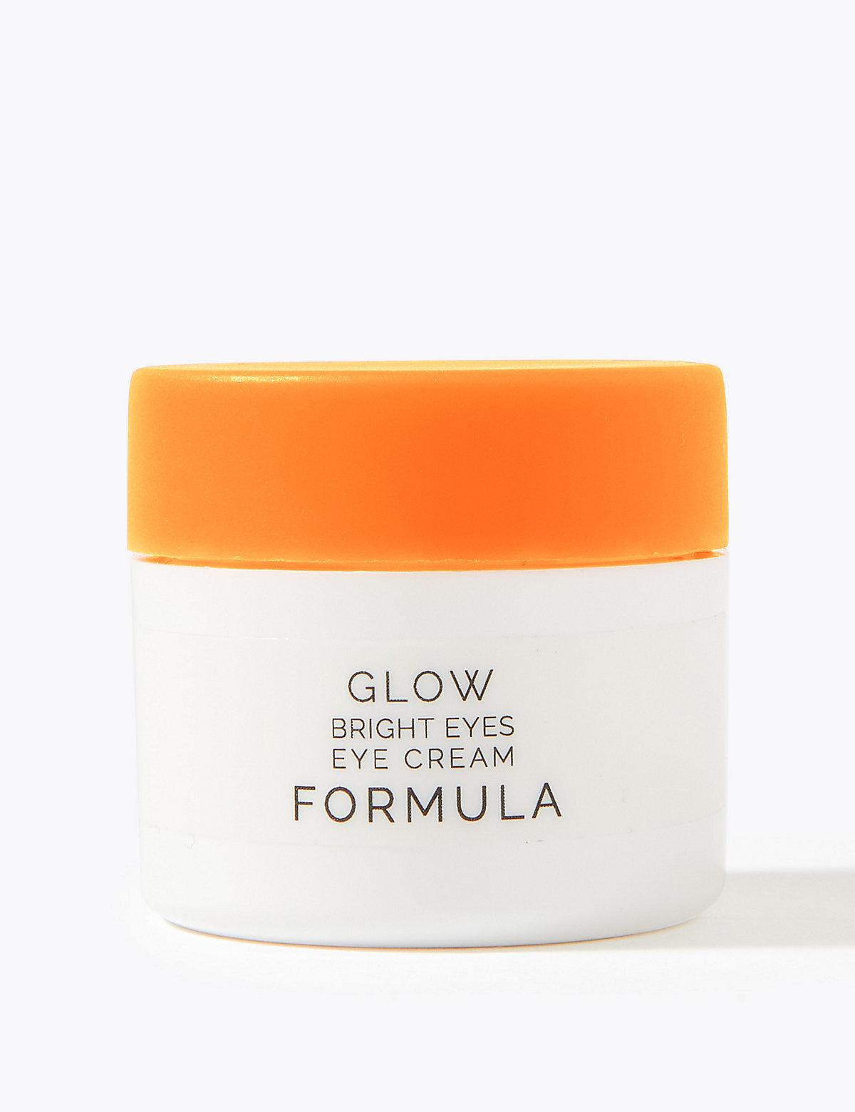 Formula Glow Bright Eyes Eye Cream 15ml