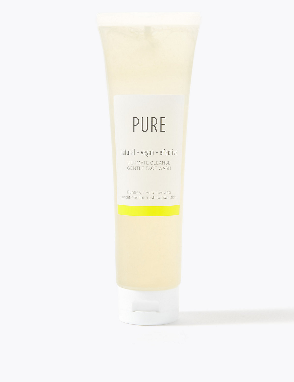 Pure Ultimate Cleanse Gentle Facial Wash 150ml