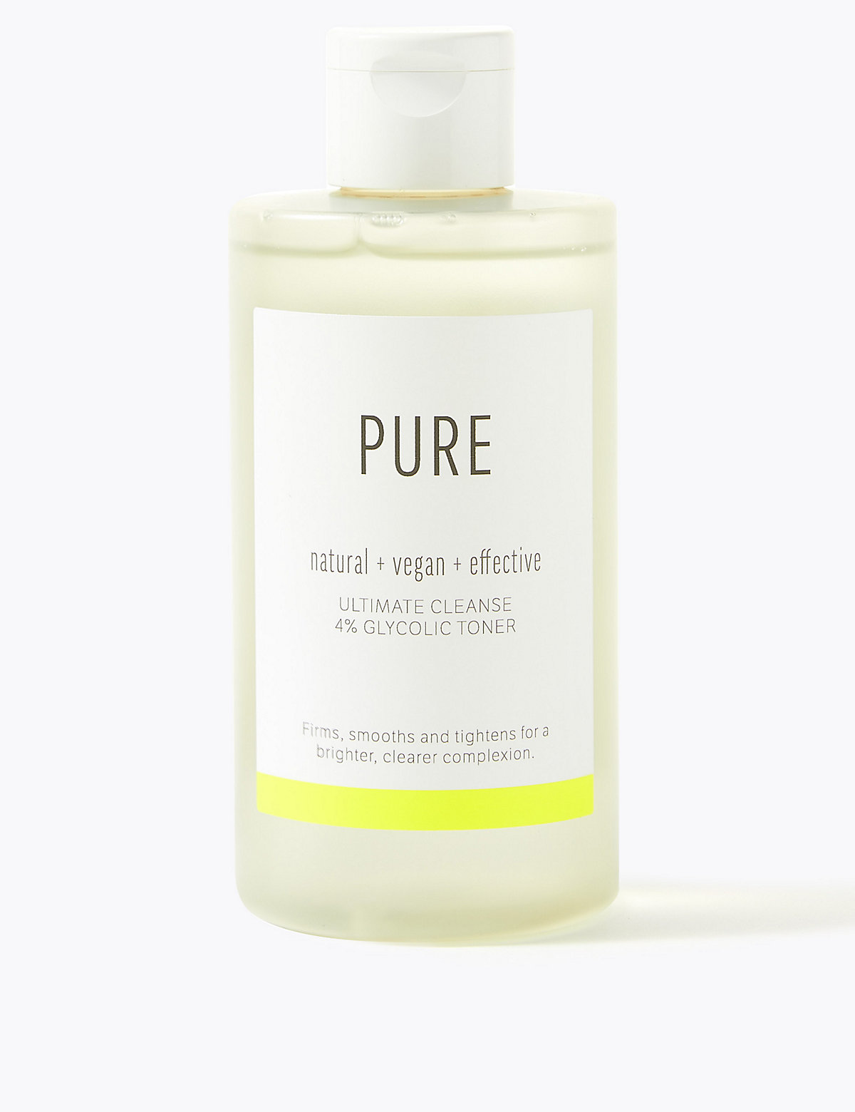 Pure Ultimate Cleanse Glycolic Toner 250ml