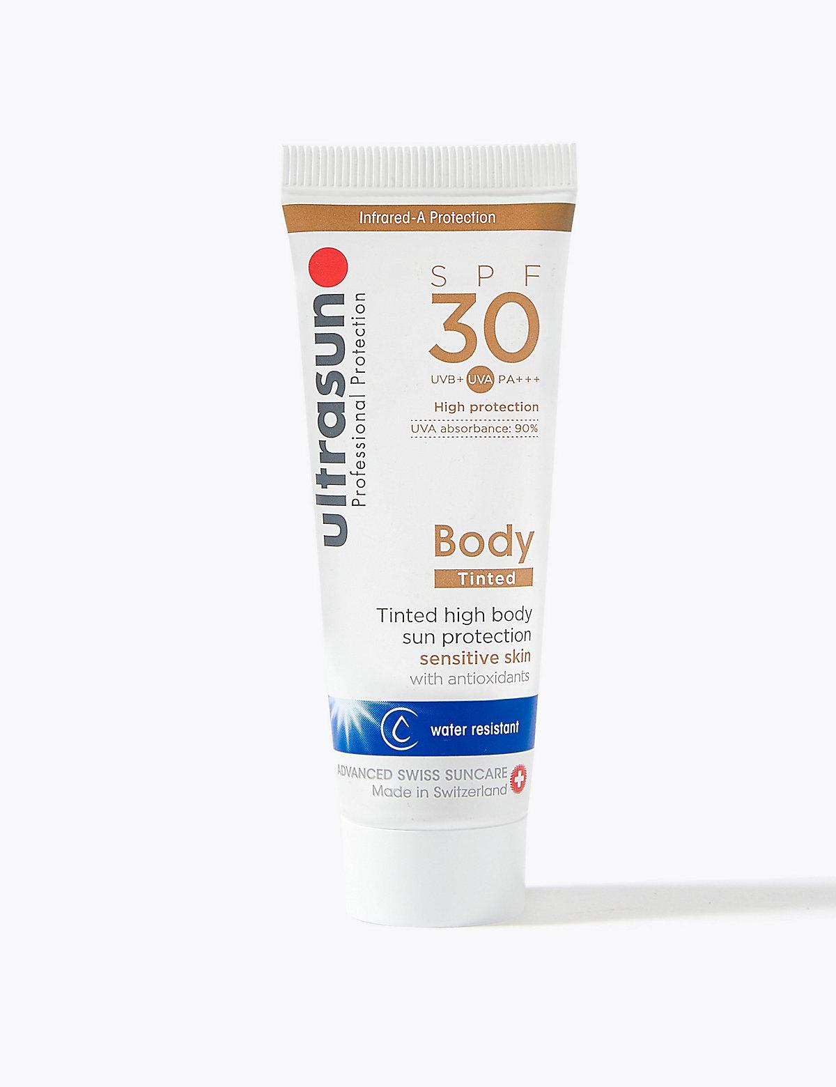 Ultrasun Body Tinted SPF 30 25ml