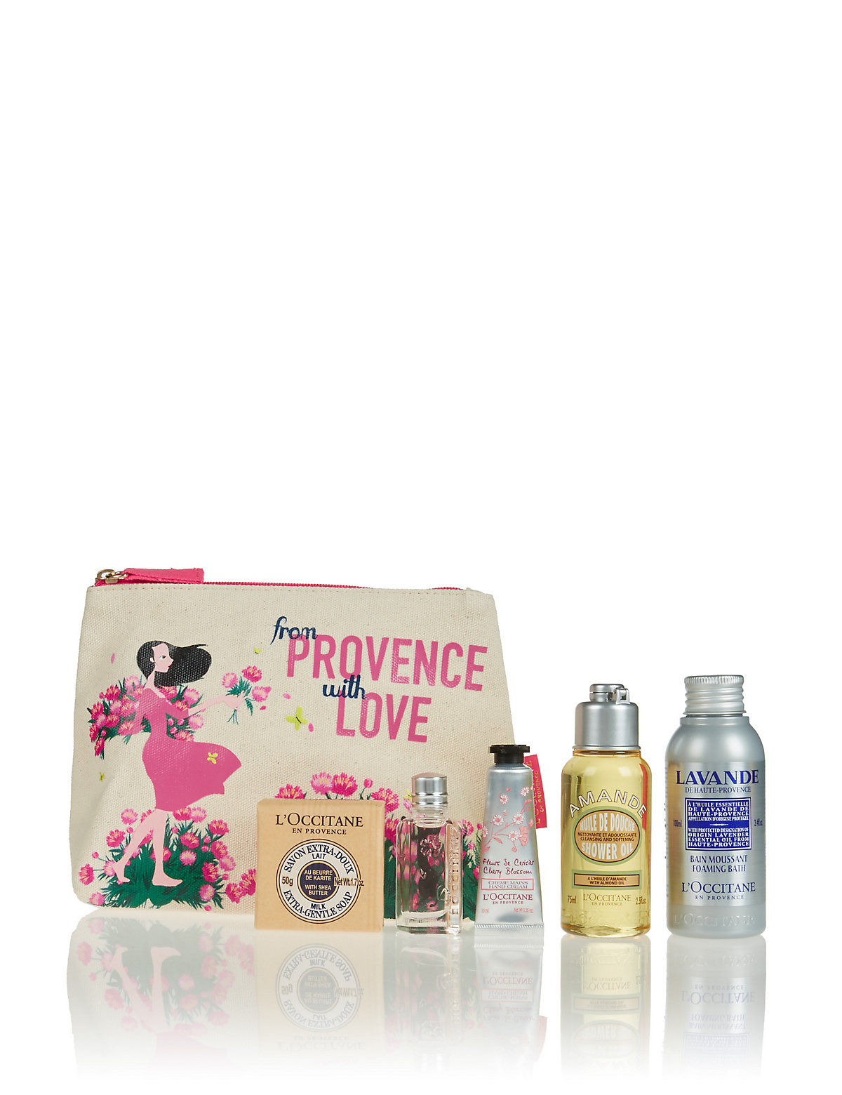 LOccitane from Provence with Love Collection Set
