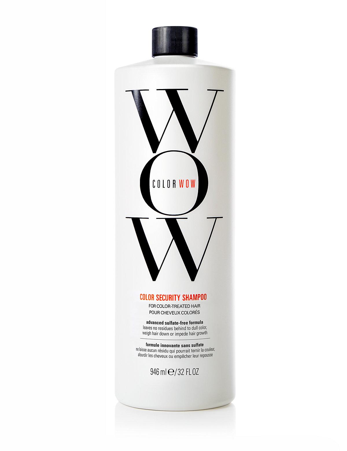 COLOR WOW 1 Litre Large Color Security Shampoo - *Save 27% per ml