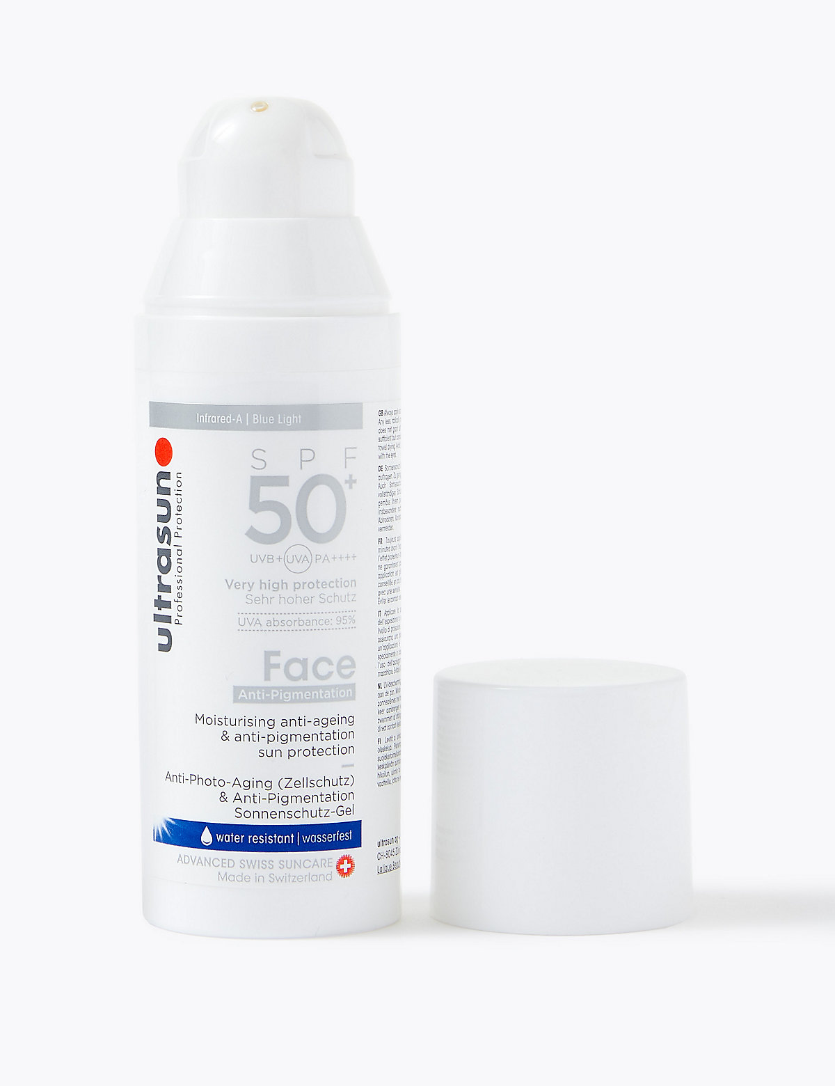Ultrasun Face Anti-Pigmentation SPF 50+ 50ml