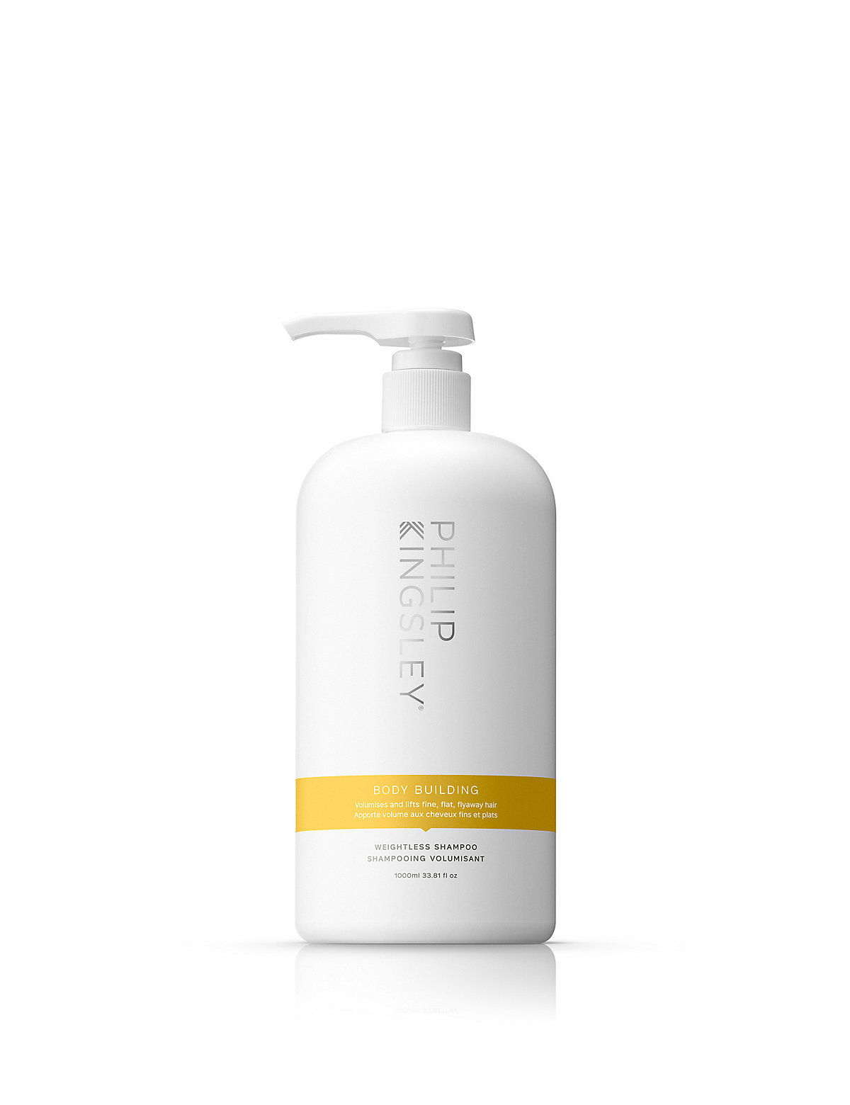 Philip Kingsley 1 Litre Body Building Shampoo - *Save 40% per ml