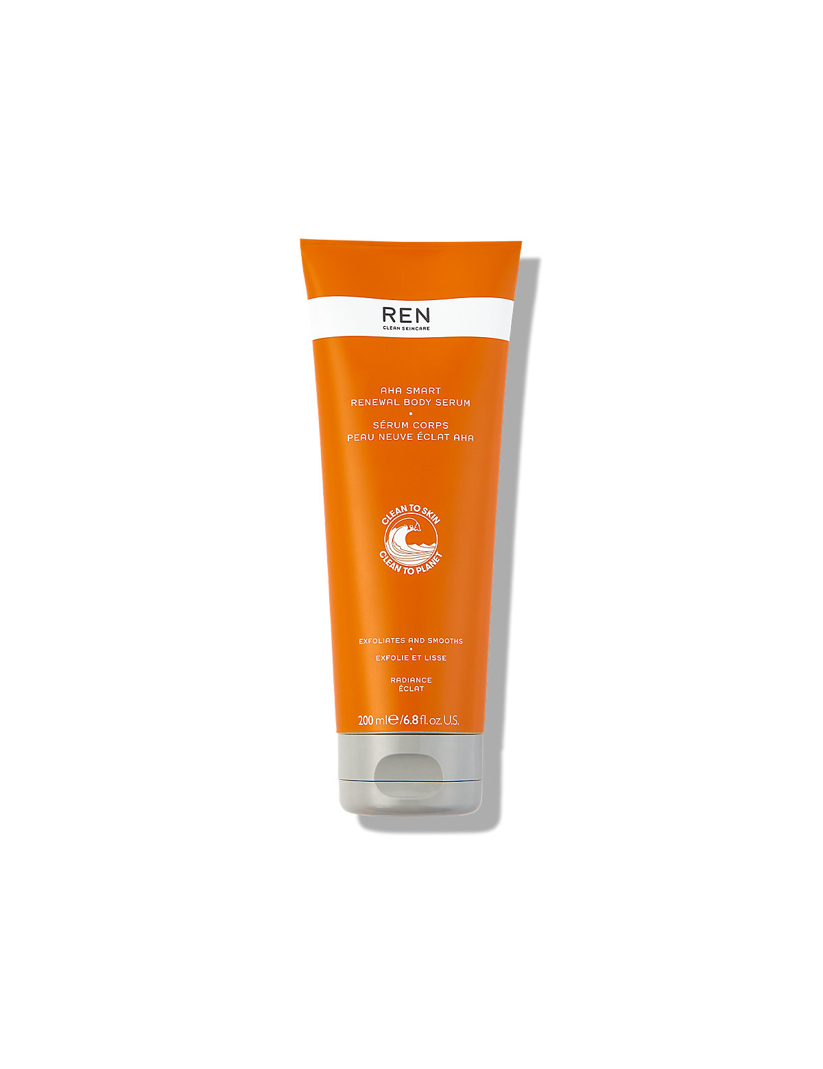 REN AHA Smart Renewal Body Serum 200ml