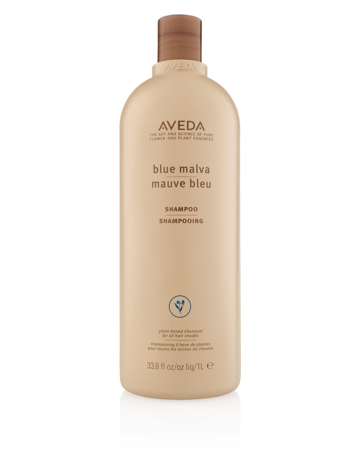 1 Litre Blue Malva Shampoo - *Save 25% per ml