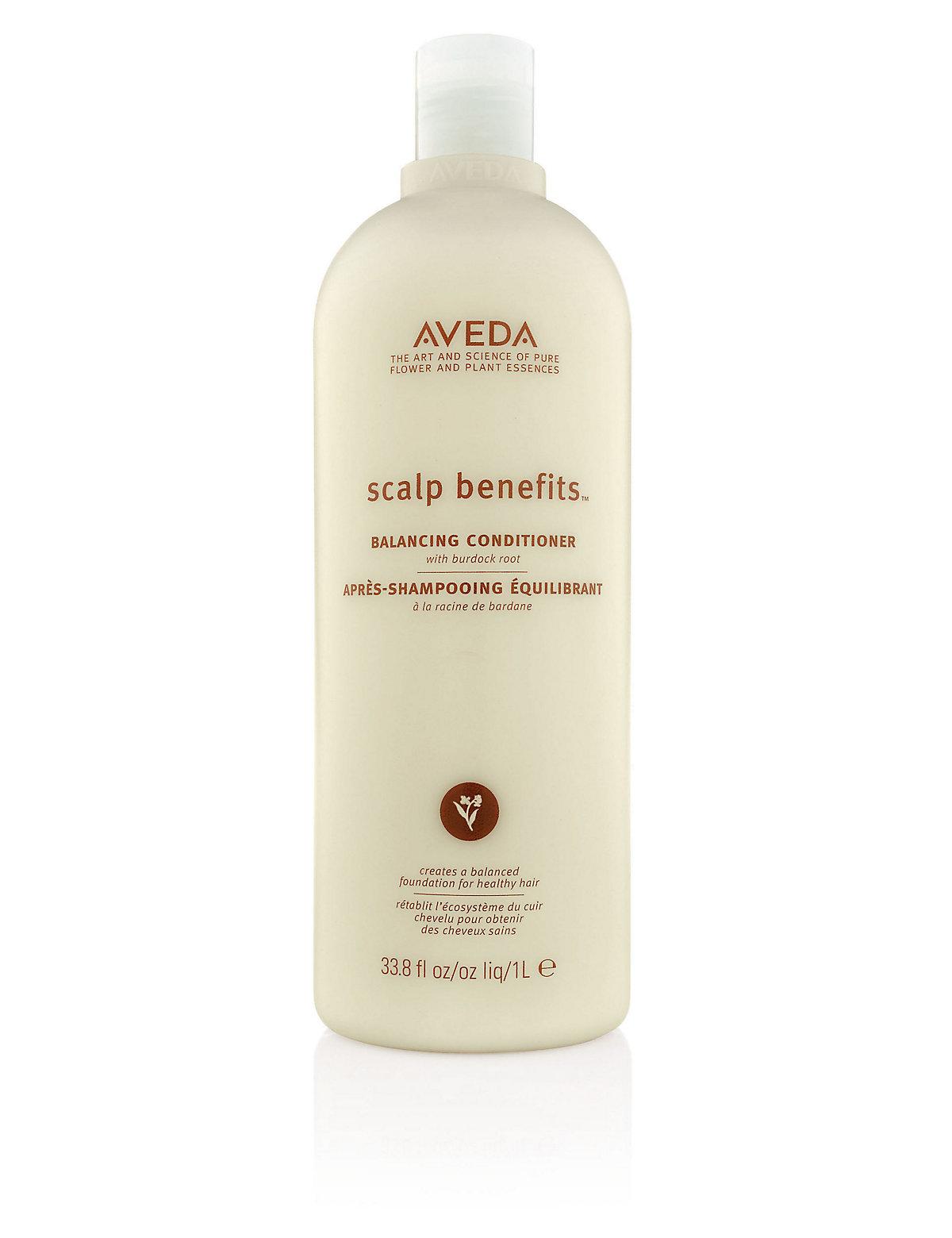 AVEDA 1 Litre Scalp Benefits Conditioner - *Save 25% per ml