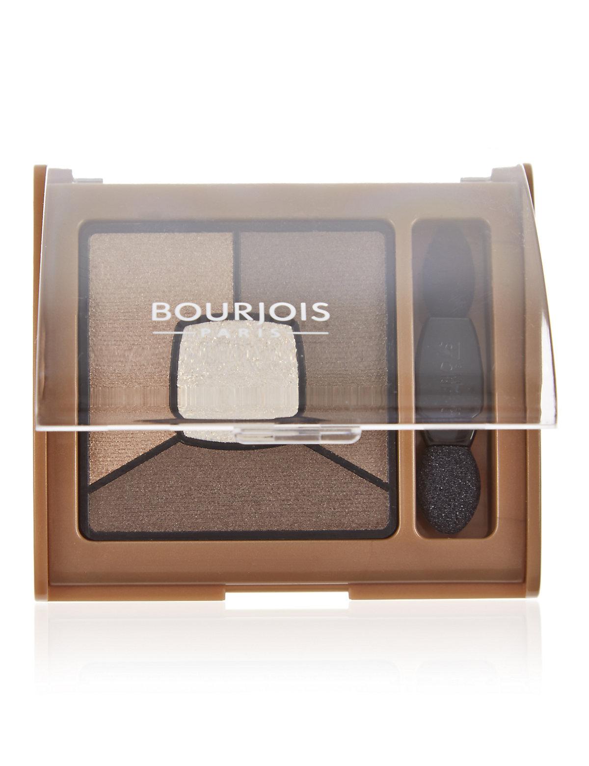 Bourjois Quad Smokey Stories Eyeshadow Palette 3g