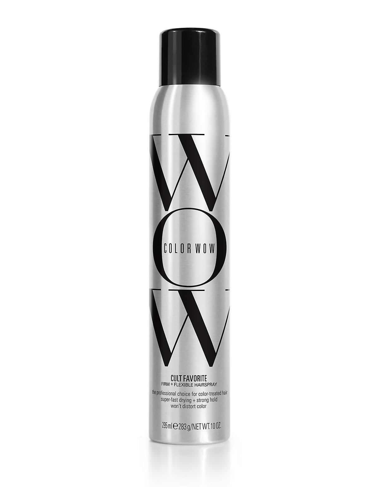 Color WOW Cult Favourite Firm & Flexible Hairspray 295ml