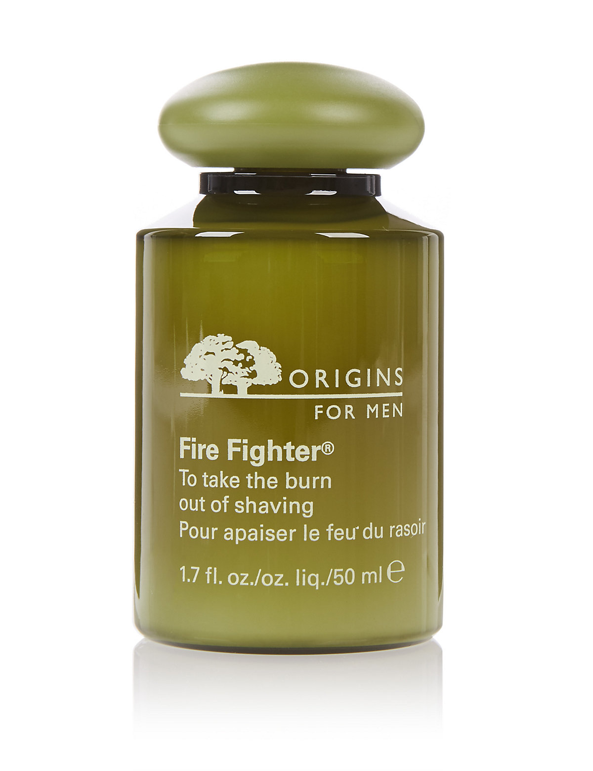 Origins Fire Fighter To Take the Burn Out of Shaving 50ml