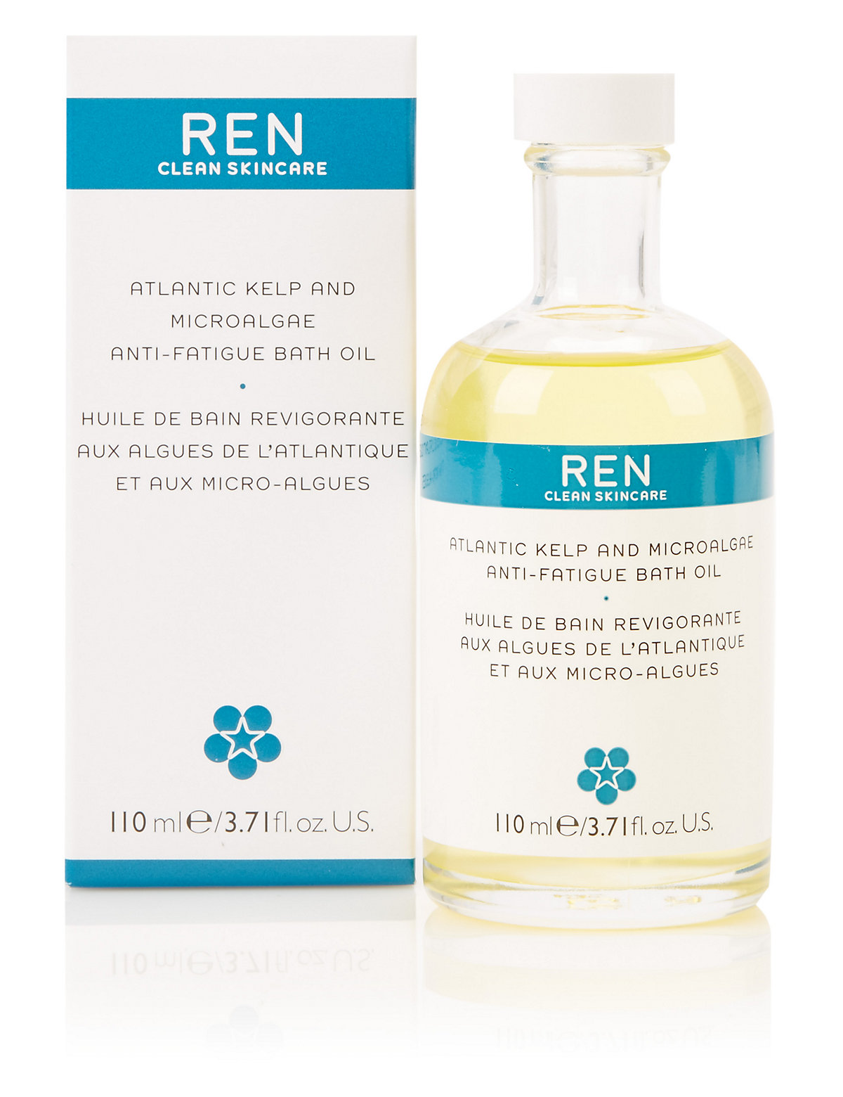 REN Atlantic Kelp Bath Oil 110ml