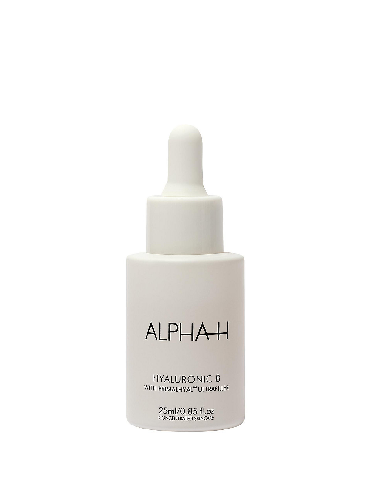 Alpha-H Hyaluronic 8 Serum with PrimalHyal Ultrafiller 25ml
