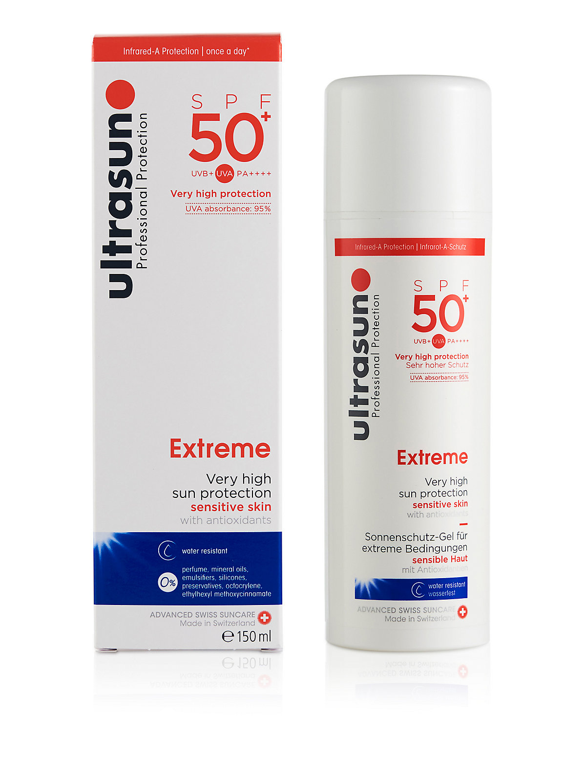 Ultrasun Extreme SPF 50+ 150ml